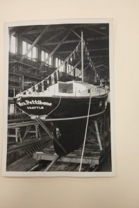 They had stupid boat names even back then. Credit MOHAI