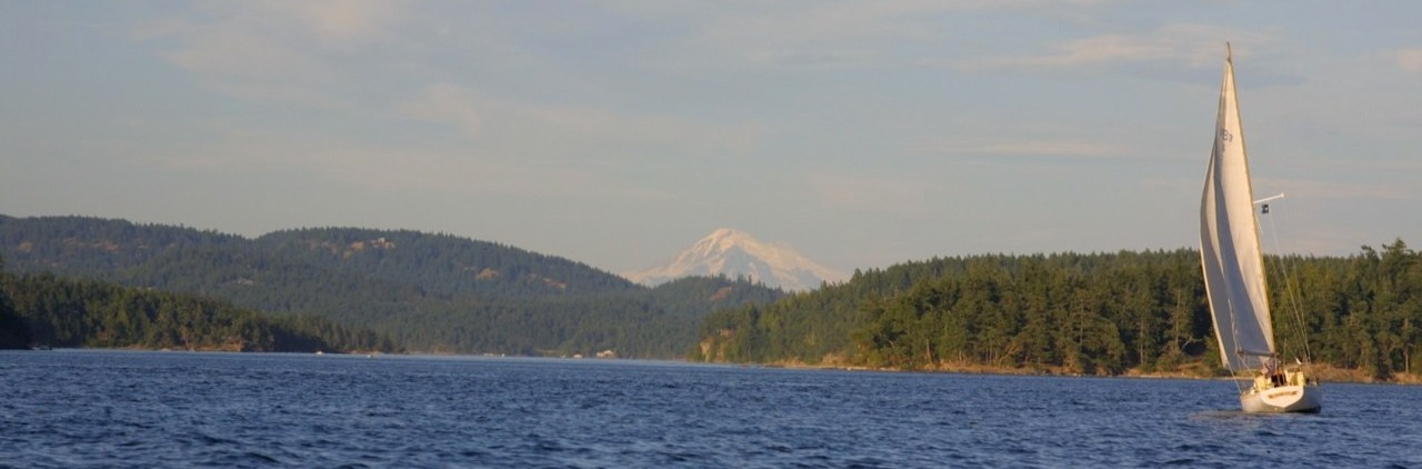 Day Sailing in the San Juan Islands